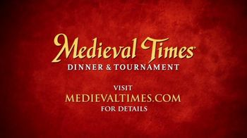 Medieval Times TV Spot, 'Dawn of a New Era: Father's Day' - Thumbnail 9
