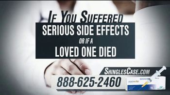 Gold Shield Group TV Spot, 'Zostavax and Shingles' - Thumbnail 8