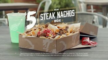 Taco Bell $5 Steak Nachos Box TV Spot, 'Turn a Snack into a Meal' - Thumbnail 10