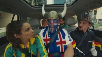 Volkswagen TV Spot, 'Fox Sports: Jump on the Wagen' Featuring Alexi Lalas [T1]