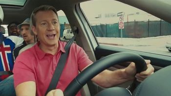 Volkswagen TV Spot, 'Fox Sports: Jump on the Wagen' Featuring Alexi Lalas [T1] - Thumbnail 8