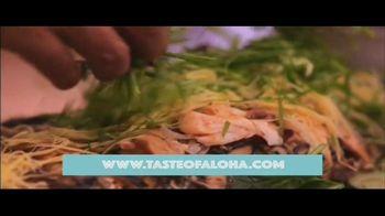 King's Hawaiian TV Spot, 'Hawaiian Foods Week: Taste of Aloha' - Thumbnail 8
