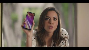 LG G7 TV Spot, 'What's It Gonna Take: T-Mobile' Featuring Aubrey Plaza - 4556 commercial airings