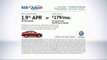 Volkswagen 4th of July Deals TV Spot, 'Puzzle' [T2] - Thumbnail 10