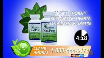 NatPros TV Spot, 'Ardor' [Spanish] - Thumbnail 9