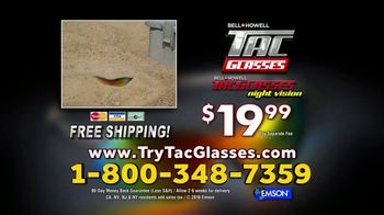 Bell + Howell Tac Glasses TV Spot, 'No Ordinary Glasses: Night Vision' - Thumbnail 10