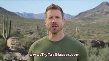 Bell + Howell Tac Glasses TV Spot, 'No Ordinary Glasses: Night Vision'