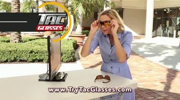 Bell + Howell Tac Glasses TV Spot, 'No Ordinary Glasses: Night Vision' - Thumbnail 6