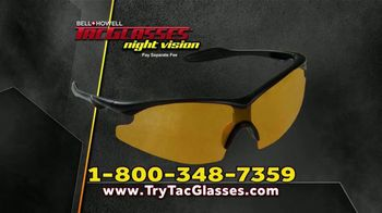 Bell + Howell Tac Glasses TV Spot, 'No Ordinary Glasses: Night Vision' - Thumbnail 9