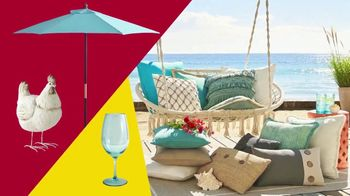 Pier 1 Imports One Big Sale & Clearance TV Spot, 'Front Door to Back Porch' - Thumbnail 6