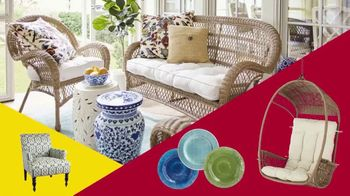 Pier 1 Imports One Big Sale & Clearance TV Spot, 'Front Door to Back Porch' - Thumbnail 7