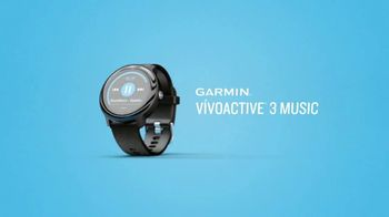 Garmin Fitness vívoactive 3 Music TV Spot, Yoga'