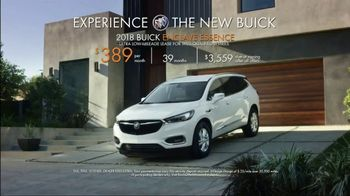 2018 Buick Enclave TV Spot, 'Dog Walker' Song by Matt and Kim [T2] - Thumbnail 9