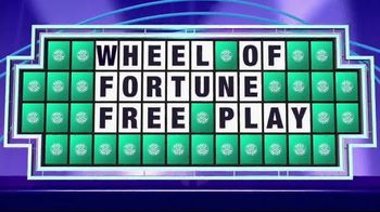 Wheel of Fortune Free Play TV Spot, \'Be a Contestant\'