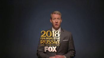 FOX Sports App TV Spot, '2018 FIFA World Cup: Stream Every Game'