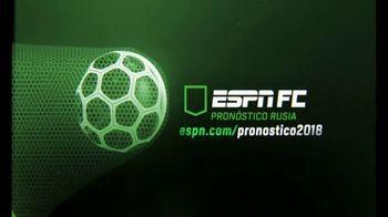 ESPN FC TV Spot, 'Pronóstico Rusia' [Spanish] - Thumbnail 8