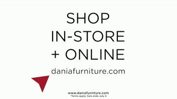 Dania Clearance Event TV Spot, 'Over 1,500 Markdowns' - Thumbnail 7