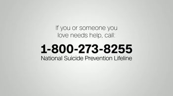National Suicide Prevention Lifeline TV Spot, 'CNN: Everyone Has Demons' - Thumbnail 5