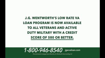 J.G. Wentworth VA Loan TV Spot, 'Message for Veterans: Free Rate Quote' - Thumbnail 1