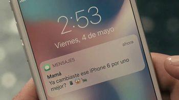 Samsung Galaxy S9 TV Spot, 'Cambios' canción de Chyvonne Scott [Spanish]