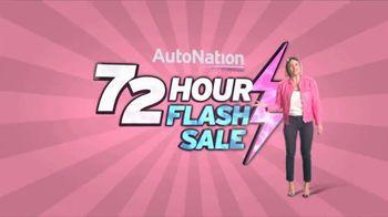 AutoNation 72 Hour Flash Sale TV Spot, '2018 Ford F-150 Supercrew'
