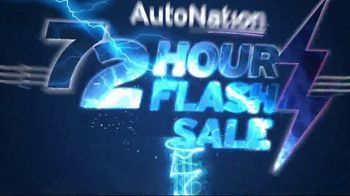 AutoNation 72 Hour Flash Sale TV Spot, '2017 Chevrolet Silverado' - Thumbnail 3