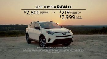 2018 Toyota RAV4 TV Spot, 'Chili Road Trip' [T2] - Thumbnail 8