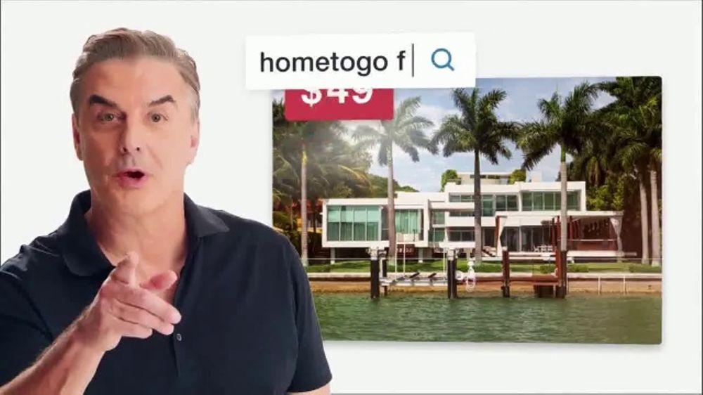 HomeToGo TV Commercial Featuring Chris Noth, 'Florida Colorado Hawaii'