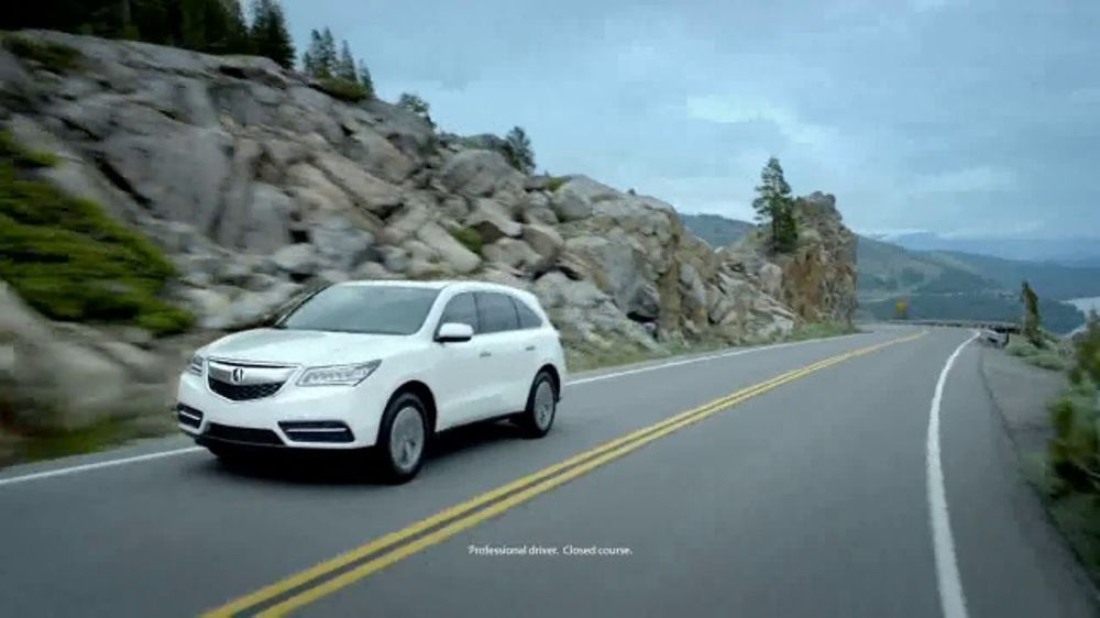 2018 Acura MDX TV Commercial, 'Accolades' [T1]