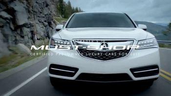 2018 Acura MDX TV Spot, 'Accolades' [T1] - Thumbnail 4