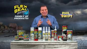 Flex Seal TV Spot, 'Prepare Your Home for Storms' - Thumbnail 1
