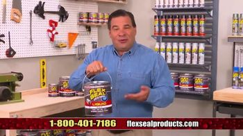 Flex Seal TV Spot, 'Prepare Your Home for Storms' - Thumbnail 4