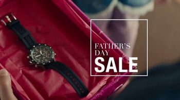 Macy's Father's Day Sale TV Spot, 'Designer Watch'
