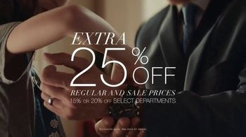 Macy's Father's Day Sale TV Spot, 'Designer Watch' - Thumbnail 5