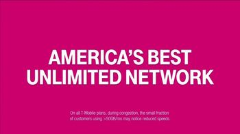 T-Mobile TV Spot, 'Busted' Song by Jax Jones - Thumbnail 8
