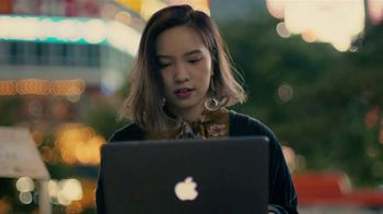 Apple Mac TV Spot, 'Behind the Mac' Feat. Grimes, Song by Daniel Johnston
