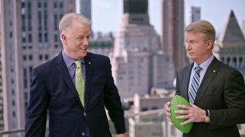Investors Bank TV Spot, 'Connect With the Experts' Featuring Phil Simms