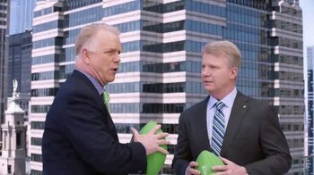 Investors Bank TV Spot, 'Connect With the Experts' Featuring Phil Simms - Thumbnail 4