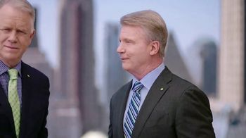 Investors Bank TV Spot, 'Connect With the Experts' Featuring Phil Simms - Thumbnail 5
