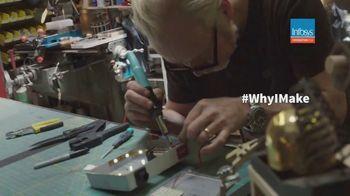 Infosys TV Spot, 'Why I Make: Adam'