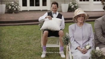 Allstate TV Spot, 'Mayhem: Ring Bearer' Featuring Dean Winters - Thumbnail 2