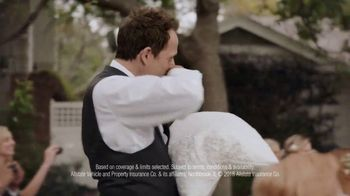 Allstate TV Spot, 'Mayhem: Ring Bearer' Featuring Dean Winters - Thumbnail 7