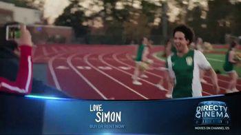 DIRECTV Cinema TV Spot, 'Love, Simon' - Thumbnail 2