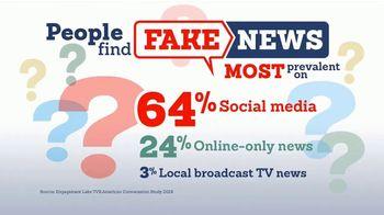 WeGetVoters.com TV Spot, 'Fake News'
