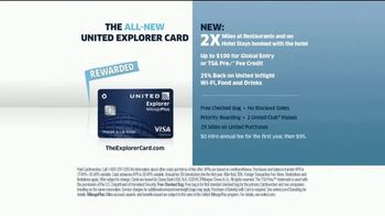 United Explorer Card TV Spot, 'Rewarded' Featuring Tracee Ellis Ross - Thumbnail 8
