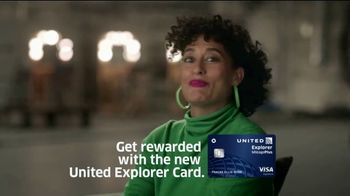 United Explorer Card TV Spot, 'Rewarded' Featuring Tracee Ellis Ross - Thumbnail 2