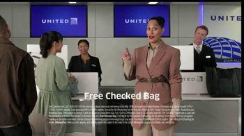 United Explorer Card TV Spot, 'Rewarded' Featuring Tracee Ellis Ross - Thumbnail 3