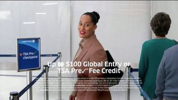 United Explorer Card TV Spot, 'Rewarded' Featuring Tracee Ellis Ross - Thumbnail 4