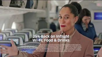 United Explorer Card TV Spot, 'Rewarded' Featuring Tracee Ellis Ross - Thumbnail 6