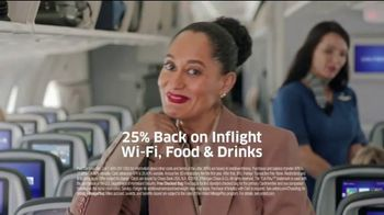 United Explorer Card TV Spot, 'Rewarded' Featuring Tracee Ellis Ross - Thumbnail 7